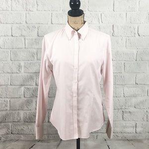 Pink Stripe Brooks Brother's Oxford Shirt